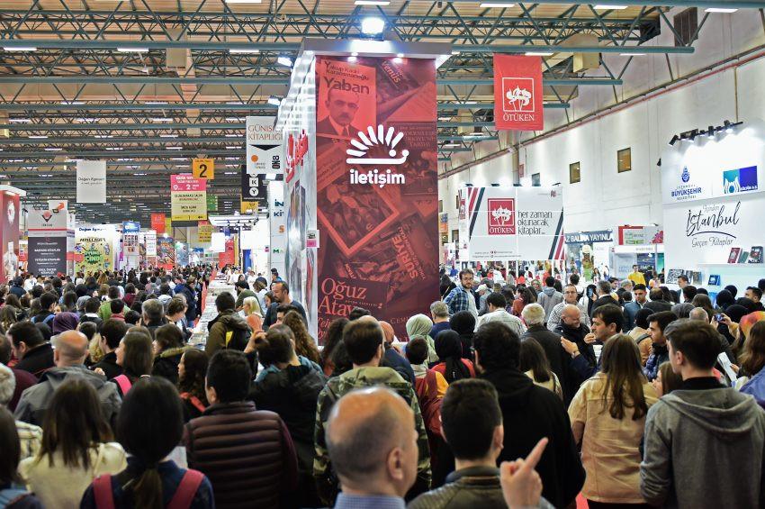 TÜYAP İstanbul Kitap Fuarı başladı