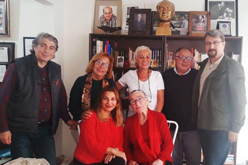 Sarıyer Edebiyatçılar Platformu yazarları buluşturdu