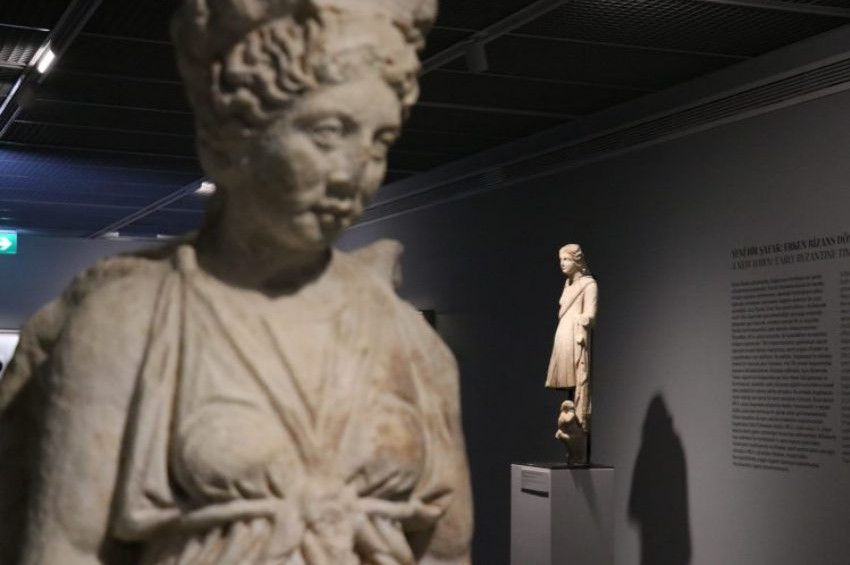 Bir Zamanlar Toroslarda: Sagalassos sergisi  Yapı Kredi Kültür Sanatta