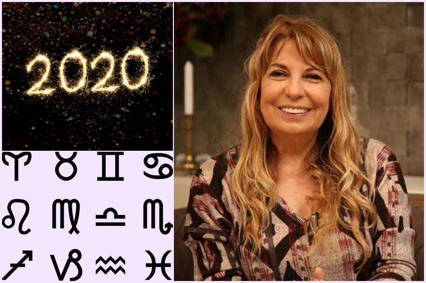Astrolog Filiz Özkol'un 2020 yılı burç yorumları