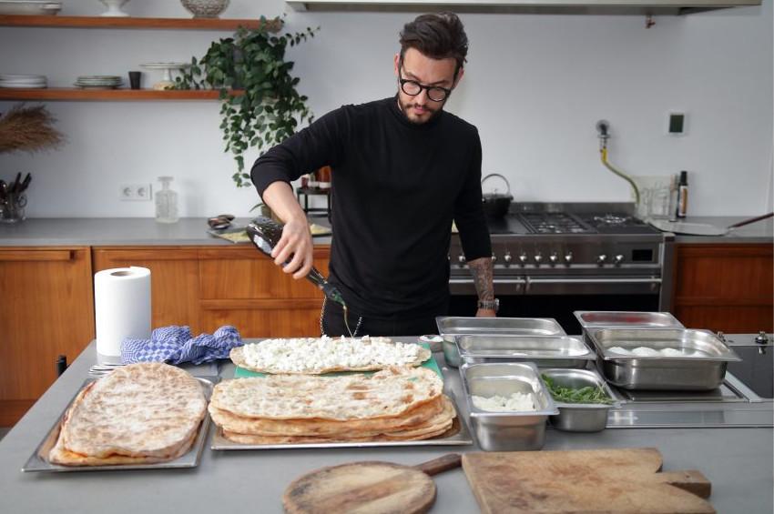 Ünlü İtalyan Şef Danilo Zanna mutfak sırlarını paylaştı