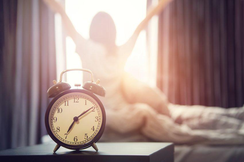 Sabah zinde ve mutlu uyanmanın formülü