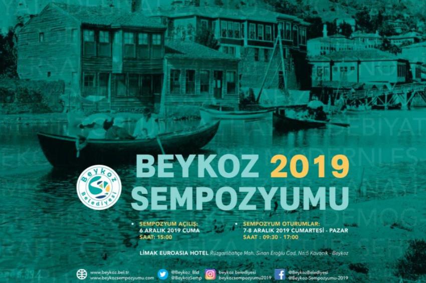 Beykoz Sempozyumun 6 Aralıkta başlıyor