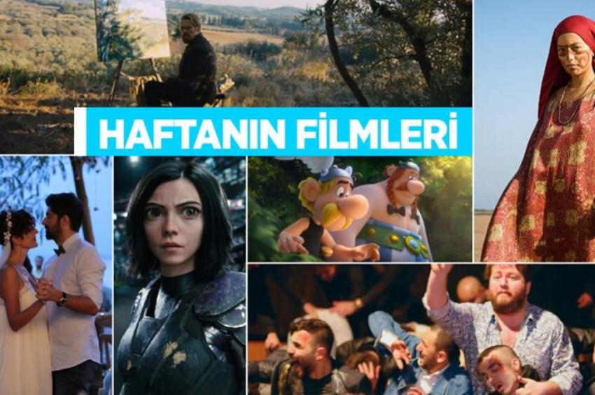 Bu hafta vizyona 8 yeni film giriyor