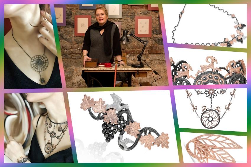 Canan Alimdarın Dantela koleksiyonu tasarımları