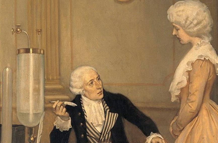 Fransız kimyager Lavoisier ölünce göz kırptı mı?