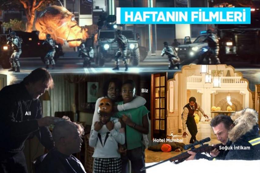 Sinemalarda 11 yeni film vizyona girecek