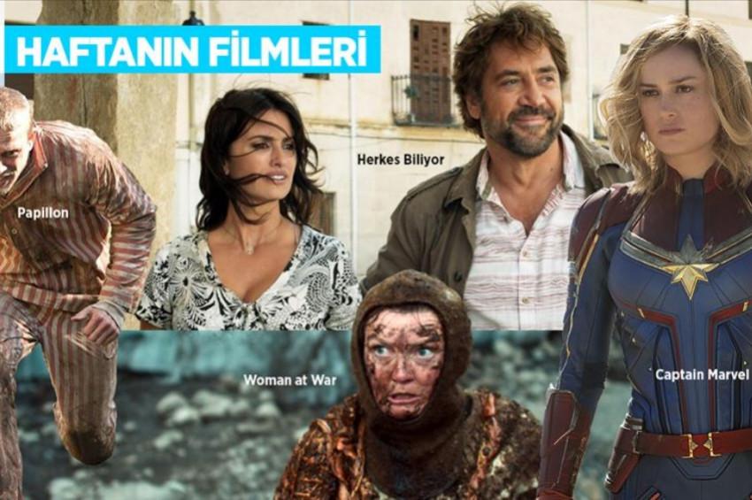 Sinemalarda bu hafta 8 film vizyona girdi