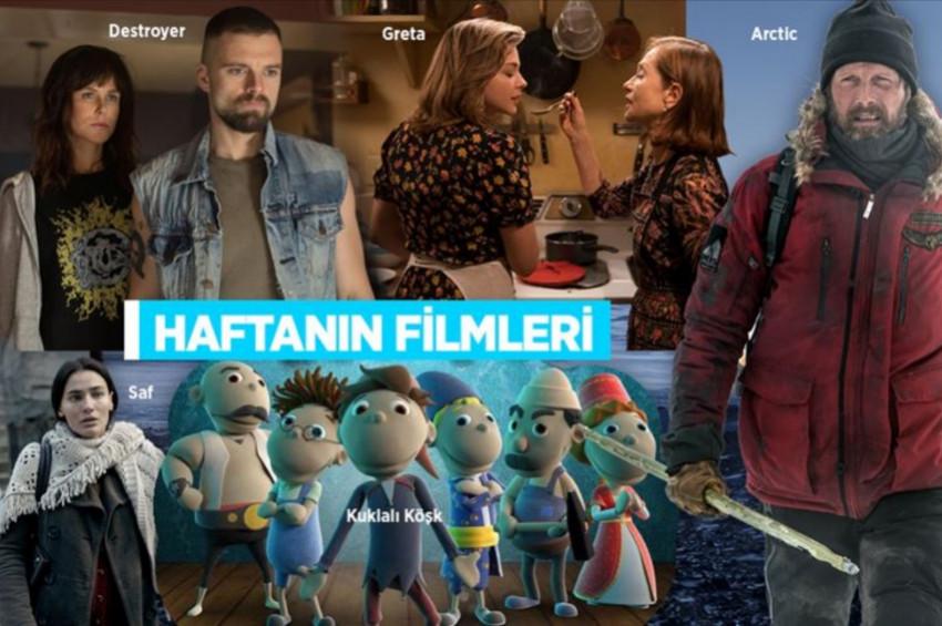 Sinemalarda bu hafta 5i yerli 11 film vizyona giriyor