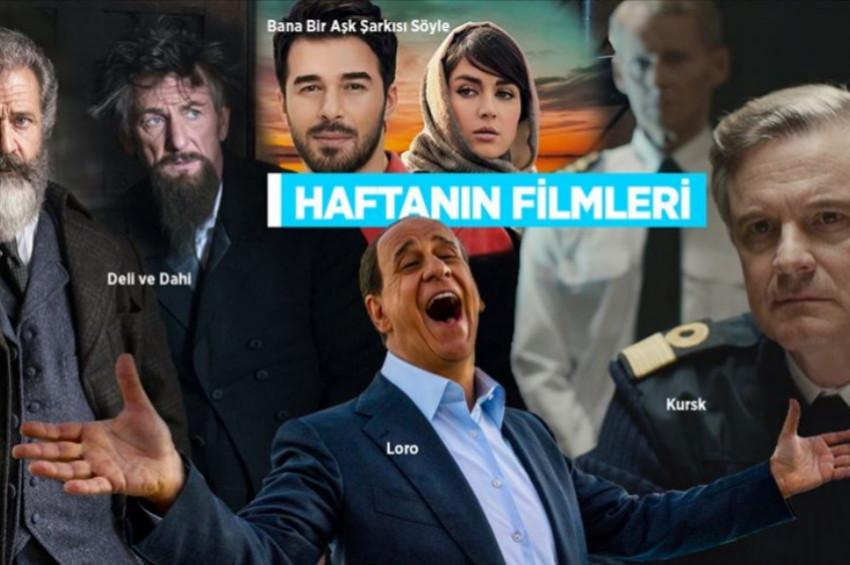 Sinemalarda bu hafta 10 film vizyona girdi