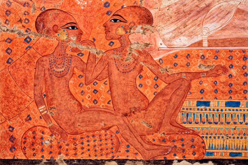 Tutankhamunun kız kardeşleri Mısırı birlikte yönetmiş
