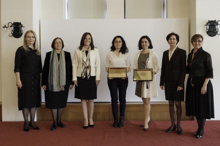 Prof. Dr. Çiğdem Kağıtçıbaşı İnsan Gelişimi Araştırma Ödülleri verildi