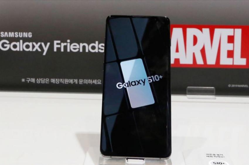 Samsung Galaxy S10 5 piyasaya çıktı
