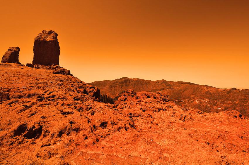 Marsa yolculuk götürecek aracın inşası sürüyor