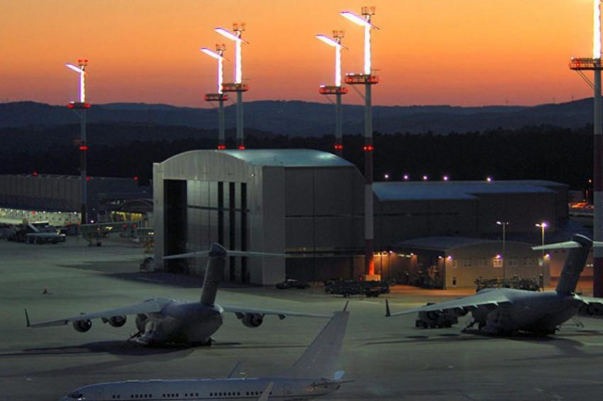 ABDnin Almanyadaki gizemli üssü: Ramstein Air Base