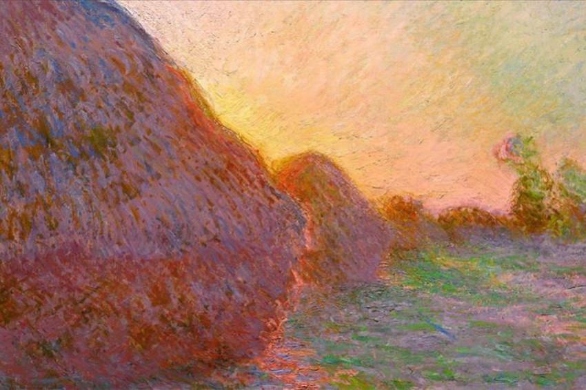 Monetin ot yığınları tablosu rekor fiyata satıldı