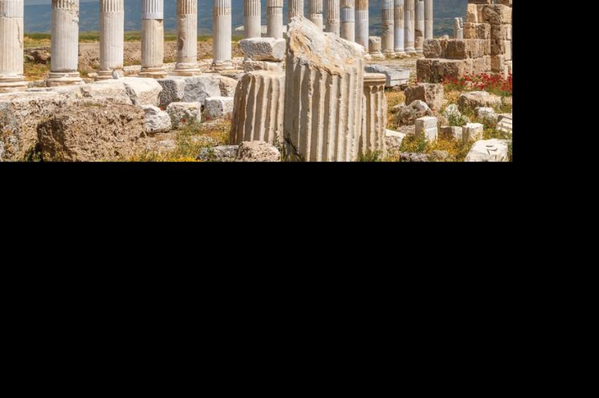 Laodikeia antik kenti 24 Mayıs'ta Lütfi Kırdarda anlatılacak
