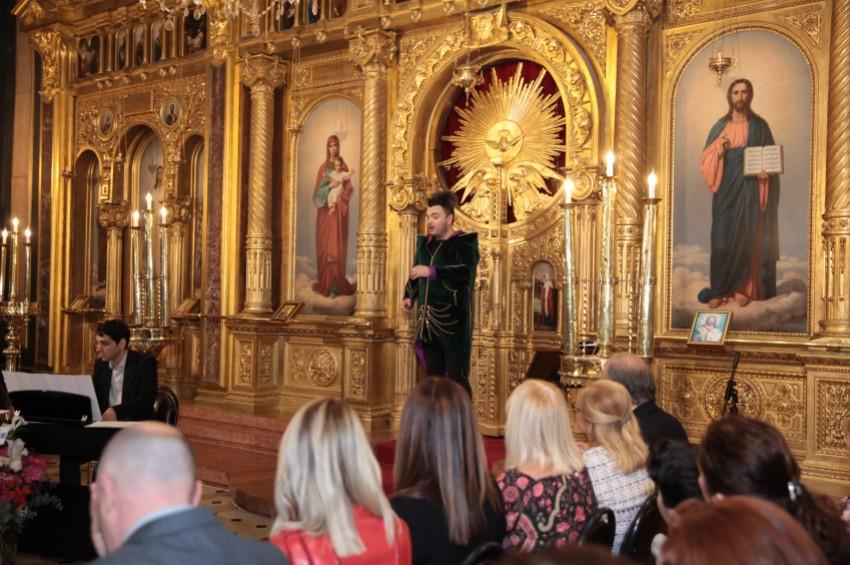 Demir Kilisede Barok Masallar konseri