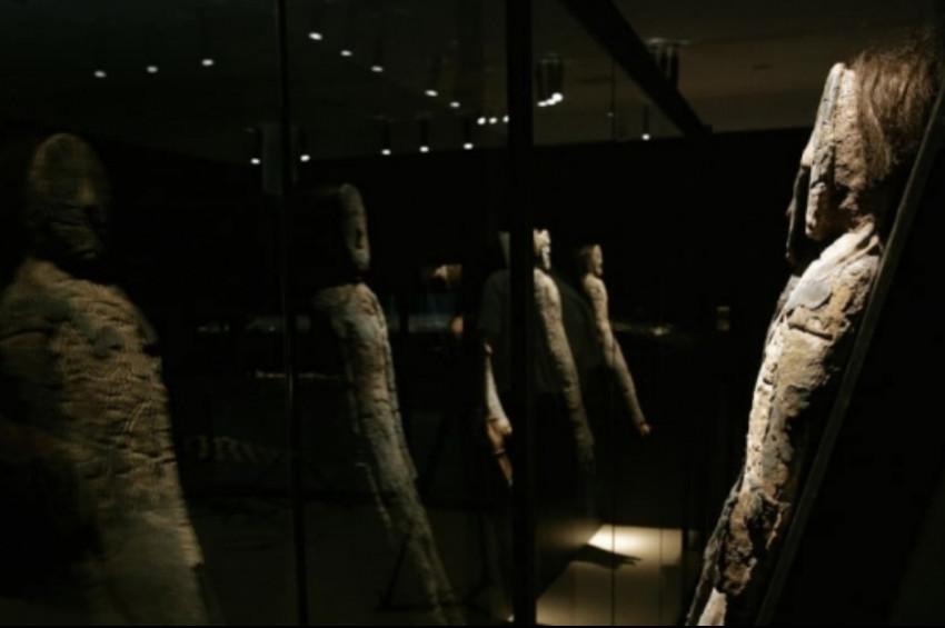 Dünyanın en eski mumyaları Şilide