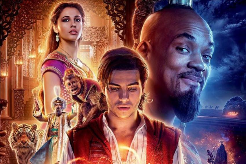 Aladdin haftanın en çok merak edilen filmi