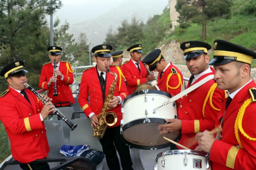 Amasya Belediye Bandosu Ramazan konserleri başladı