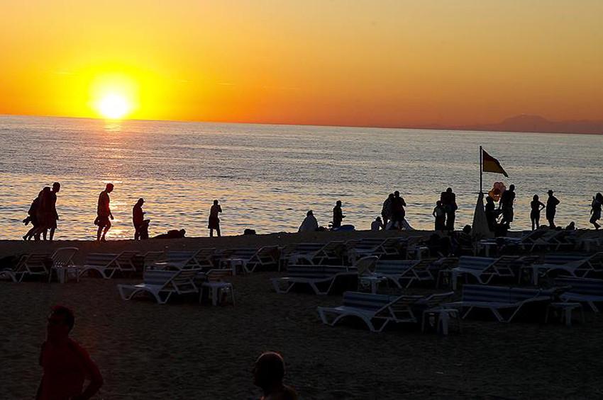Antalyanın otel ve tatil köyü sayısı İspanyadan fazla