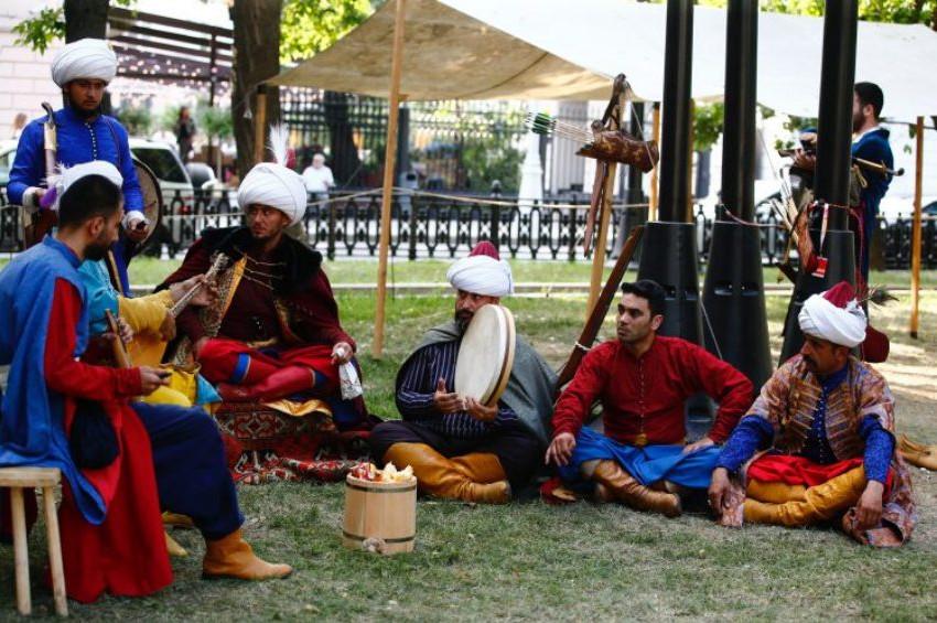 Osmanlılar Moskova'da