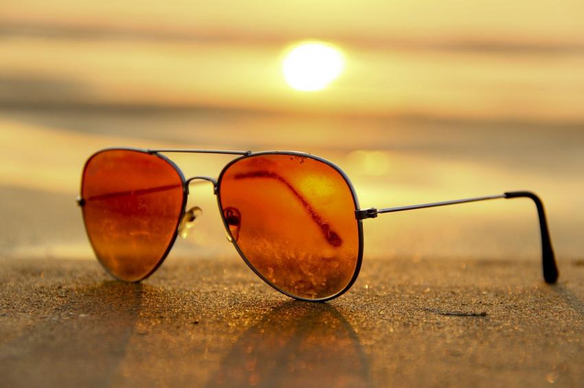 sahte güneş gözlüklerine dikkat