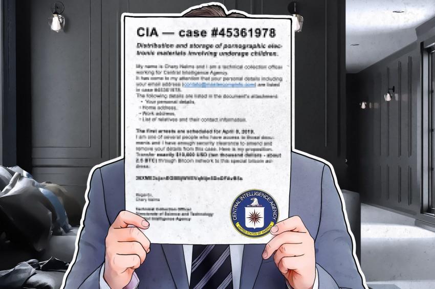 Dolandırıcıların yeni yöntemi: CIAden görünmek