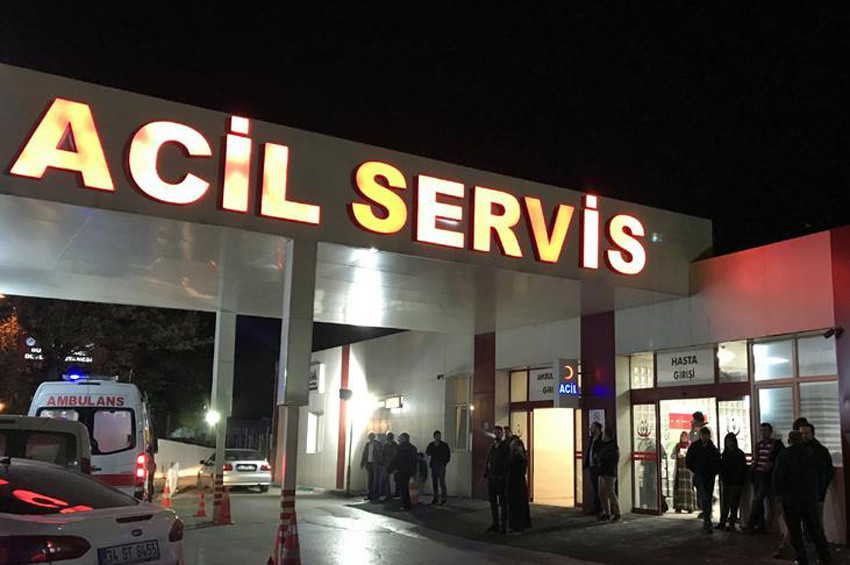 İstanbulda acil servislerde gecede 51 bin hastaya hizmet