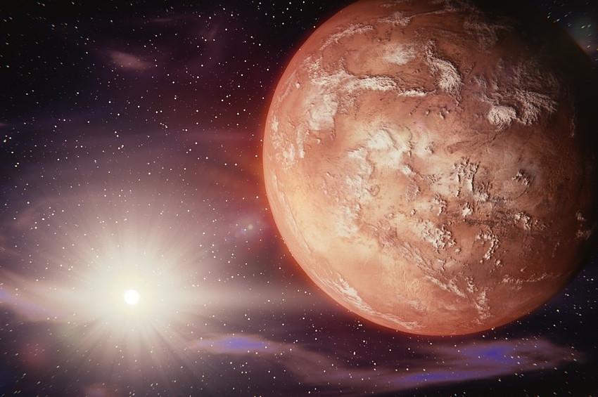 Marstaki sulara ne olduğu araştırılıyor?