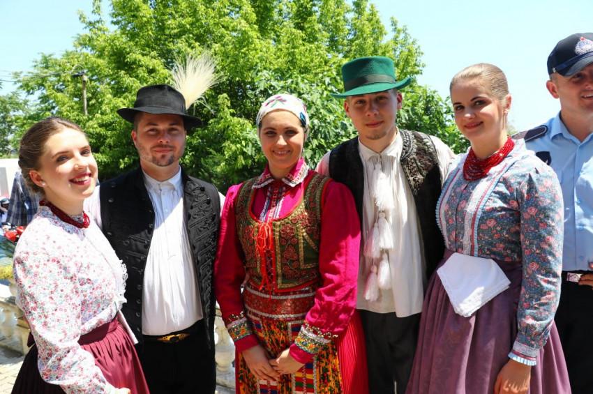 Tekirdağdaki Macar Günü kutlandı
