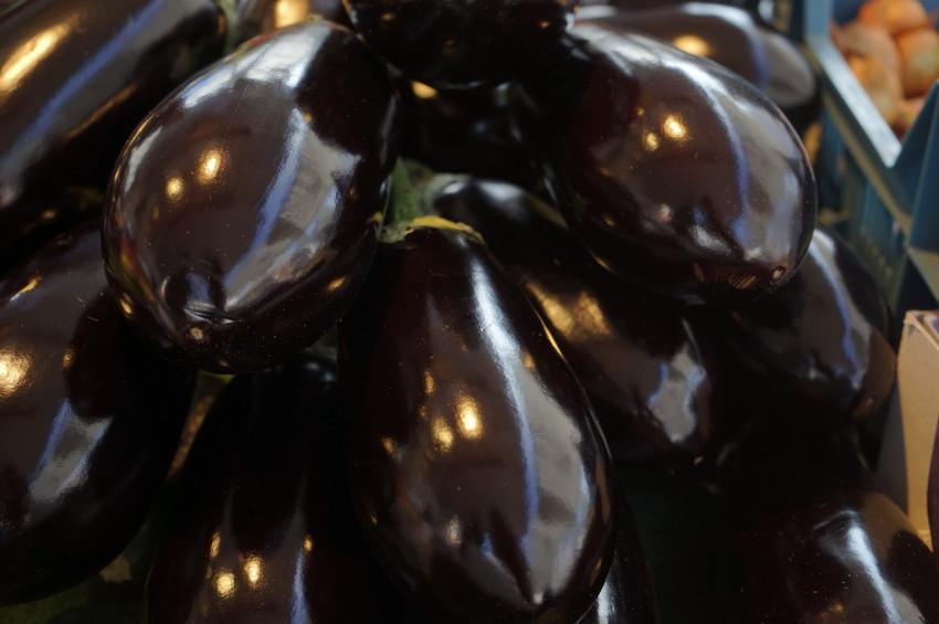 Deri hastalıkları için patlıcandan ilaç üretildi