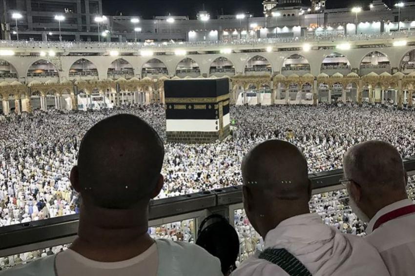 3 milyon Müslüman bugün hacı ünvanı aldı