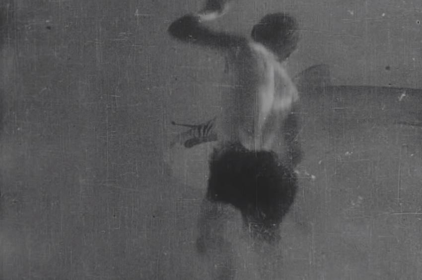 Su altında çekilen en eski film: Denizin Altında 30 Fersah