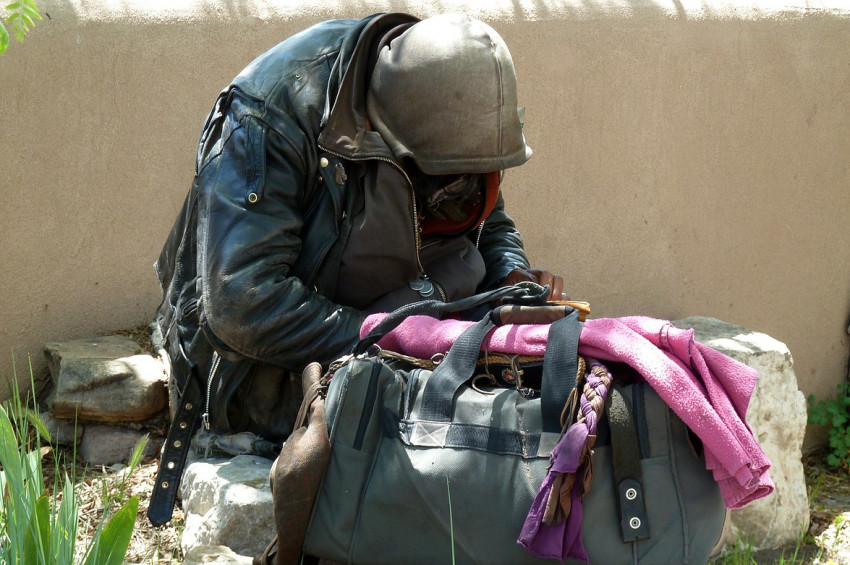Hollandada evsiz sayısı 10 yılda ikiye katlandı