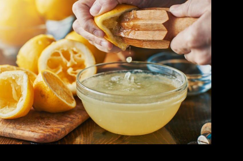 Sağlıklı bir Limonata tarifi