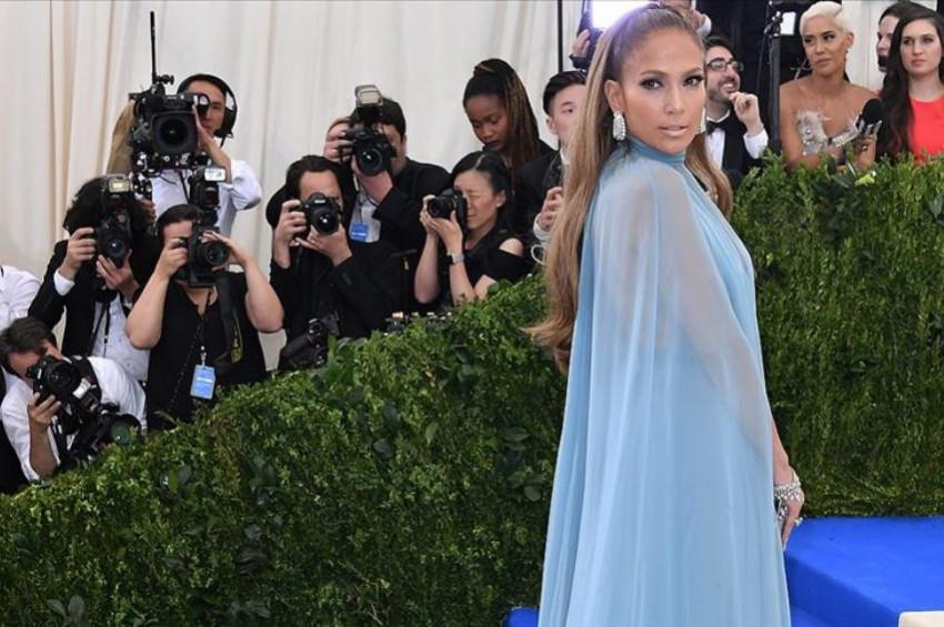 Jennifer Lopez Antalya'da yoğun ilgi gördü
