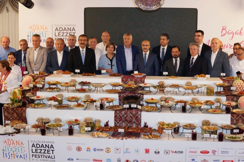 Adana'da gastronomi şöleni 4 Ekimde başlayacak