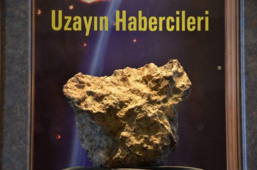 Türkiyenin en büyük üçüncü Göktaşı