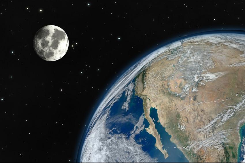Dünyanın atmosferi Ay sayesinde korunmuş