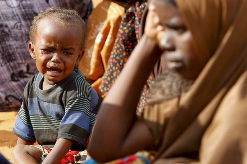 821,6 milyon insan açlığın pençesinde