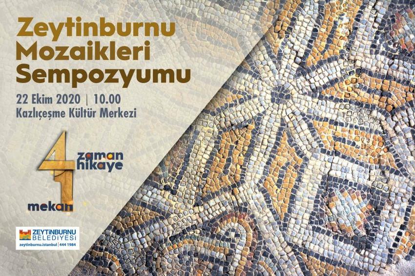 Zeytinburnu Mozaikleri Sempozyumla tanıtılacak