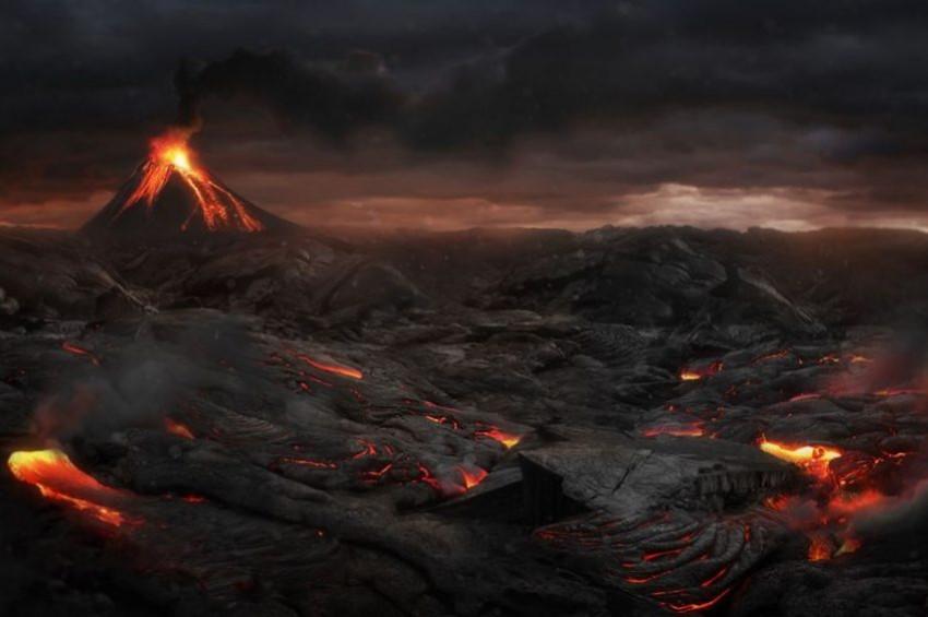 Mayaları çökerten yanardağ 431 yılında patlamış