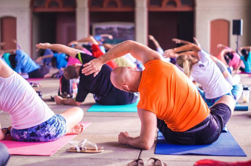Yoga, Fizyoterapinin etkisini artırıyor