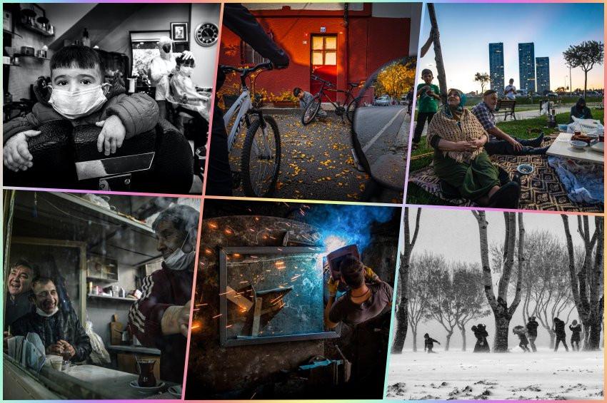 Zeytinburnu 10. Fotoğraf Yarışması ödülleri açıklandı