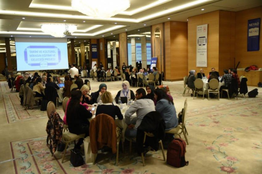 Kültürel Mirasın Korunması Çalıştayı Beyoğlunda gerçekleşti