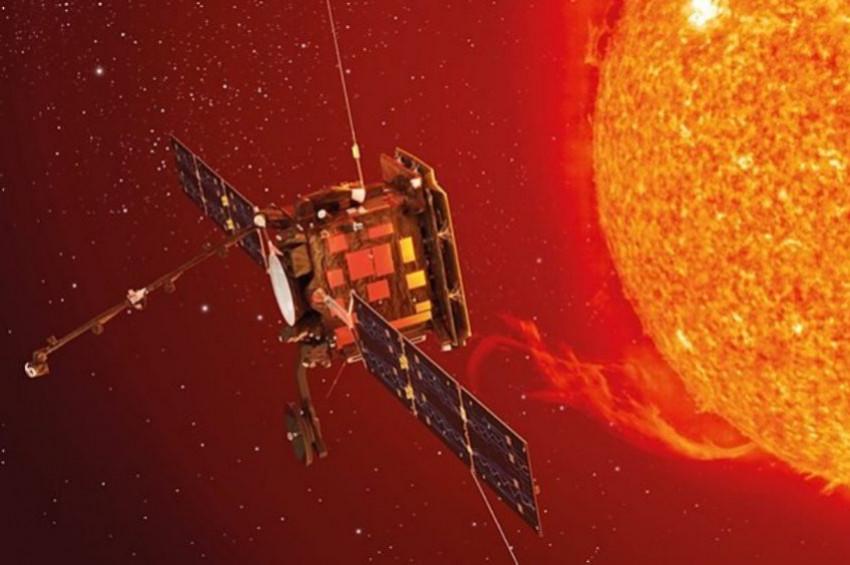 Isı kalkanlı Solar Orbiter Güneşi yakından inceleyecek