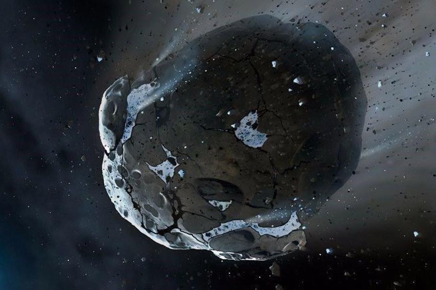 NASA'nın Takip Ettiği Bir Asteroid, Yarın Dünya'nın Yakınından Geçecek