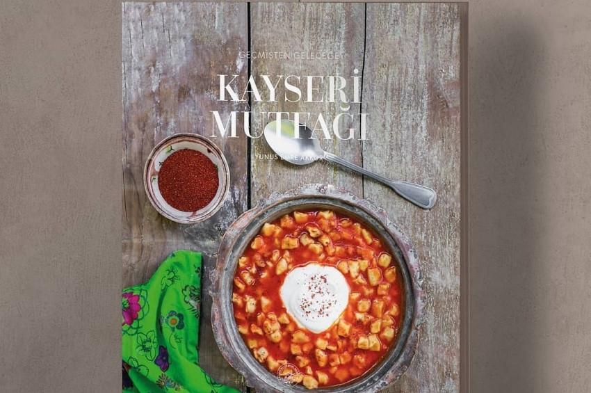 Kayseri Mutfağının ödüllü eseri internetten okunabiliyor